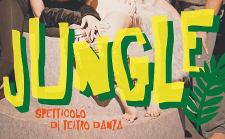 Jungle spettacolo danza